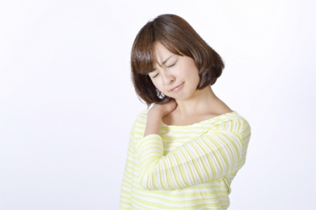 肩こりの要因と改善まで